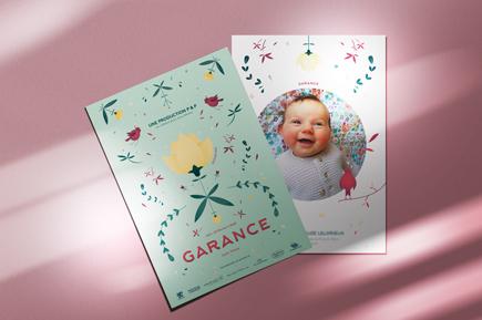 Welcome Baby Garance!